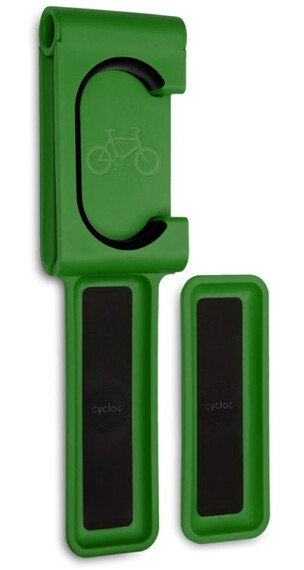 Cycloc Endo Pyöräteline , vihreä